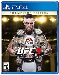 PLAYSTATION 4 UFC 3 CHAMPIONS EDITION BRAND NEW VIDEO GAME: $49.49 End Date: Friday Apr-6-2018 15:22:20 PDT Buy It Now for only: $49.49 Buy…