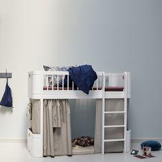Oliver Junior Low Loft Bed
