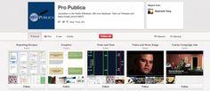 10 news organisations to follow on Pinterest