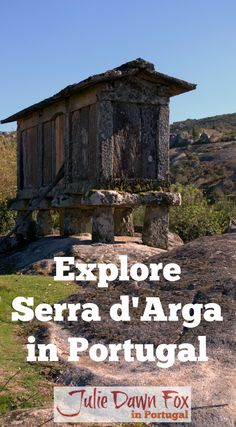 Exploring the Serra d'Arga mountains and traditional villages in northern…