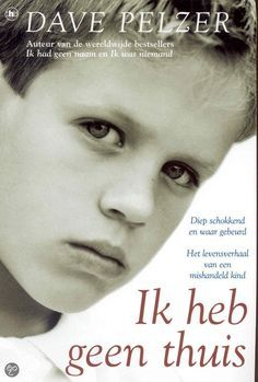 Dave Pelzer, Ik heb geen thuis Books To Read, My Books, Oprah Winfrey, Things I Want, Teaching, Sayings, Films, Romans, Thrillers