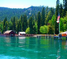 Lake Tahoe summer...lets stay here Spartans