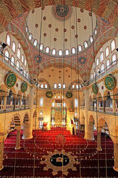 Kılıcali Pasa Mosque, Tophane, Istanbul, Turkey