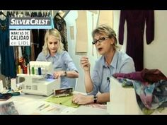 Máquina Overlock - Lidl España - YouTube Overlock Singer, Juki, Tv Guide, Learn To Sew, Ebook Pdf, Youtube, Videos, Sewing Projects, Learning