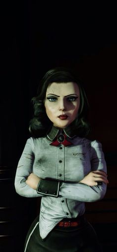 Elizabeth. Bioshock burial at sea