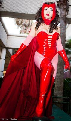 Scarlet Witch at Megacon II by yayacosplay.deviantart.com on @deviantART
