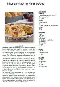 Pflaumenteilchen mit Marzipancreme & Streuseln #plum #minicake #yeastdough #crumble #marzipancreme | Das Knusperstübchen