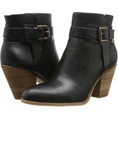 8b5d41f62 Nine West Haleylee Black Black Leather