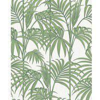 Papier Peint Support Intissé Honolulu Vert