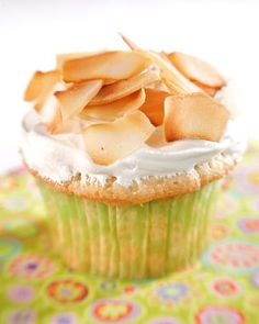 Coconut Cupcakes « The Cupcake Blog