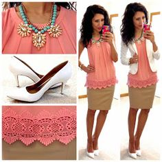 : Summer Days, Drifting Away. - business professional outfits for interview Business Professional Outfits, Business Casual Outfits, Office Outfits, Work Outfits, Business Clothes, Office Wardrobe, Office Attire, Business Attire, Office Wear