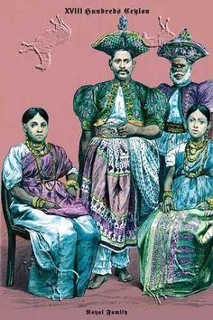 Royal Family of Ceylon