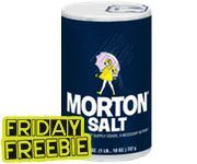 Get this SavingStar Ecoupon now - FREEBIE: Morton® Table Salt : #CouponAlert, #Coupons, #E-Coupons Check it out here!!