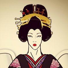 #Oiran #Geisha #maiko #edo #seidesenharmuitobem #japanesecouture #japan #history #historyfashion #historiadamoda #geiko #Gion #onnagata #tamasaburobando #japão #kanzashi #katsura #kimono #kyoto #shironuri #shironurimakeup #hyogo #tatehyogo