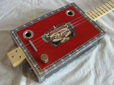 American Cigar Box Guitar