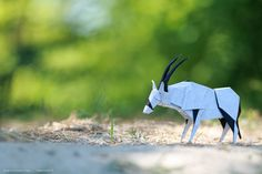 Oryx ( origami ) by Adri 79