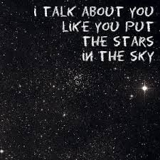 You Put the Stars in the Sky