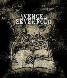 Avenged Sevenfold!