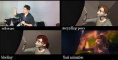 Epic Comparison Reel by Jeff Gabor, Epic Comparison Reel, Epic animation Comparison Reel, Epic Animated film, Epic by Blue Sky Studios, Lead...