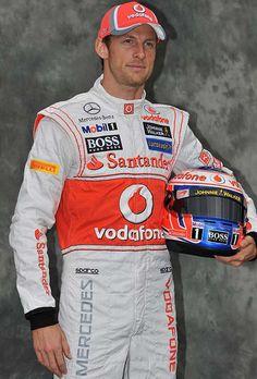 Jenson Button (McLaren): Campeón Mundial '09