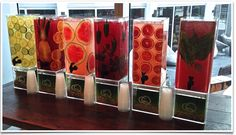 CQ Fruit Infused Waters