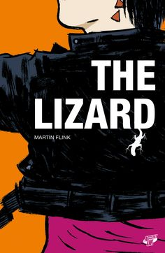 """The Lizard"" is a comic-book about love, loss and faith. Written and drawn by Martin Flink"