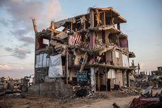 Shejaiya, the Gaza Strip.