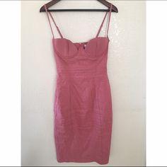 RARE LONDON SZ L BLUSH PINK DRESS WORN ONCE Worn once Rare London Dresses