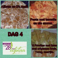 28 Dae Dieet, Oven Baked Tilapia, Gluten Free English Muffins, Dieet Plan, 28 Day Challenge, Breakfast Menu, Spinach Stuffed Mushrooms, Dash Diet, Day Plan