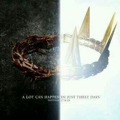 A lot can happen in just three days..