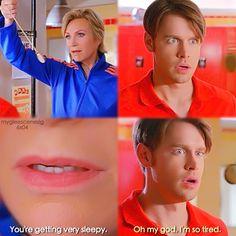 """#Glee 6x04 """"The Hurt Locker, Part One"""" - Sue and Sam"""