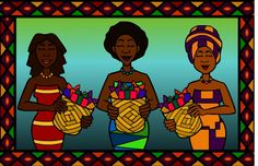 A song about mothers from South Africa, a lovely way to add a multicultural approach to Mother's Day. The song is bilingual, English and Zulu.