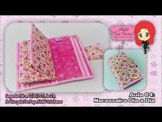 DIY - Porta Absorventes by Silvia Ramos Atelier - YouTube