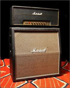 1972 Marshall Super Lead 100