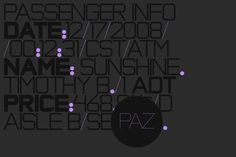 Fonts - Paz By Sudtipos - Youworkforthem  -  Buamai, Where Inspiration Starts.