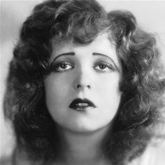 "Actress Clara Bow was born July 29, 1905, Brooklyn, N.Y. She went to Hollywood by way of a beauty contest while still in high school. A small part in Beyond the Rainbow (1922) brought her considerable attention, and she was soon playing starring roles, including her part in the 1927 film It, which proved a tremendous box office success and lent her the nickname the ""It"" Girl."