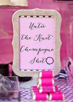 Pop the Champagne...No More Ball & Chain™ Divorce Party