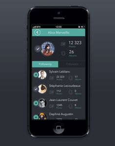 Following v2 - by Emmanuel Mourgue | #ui