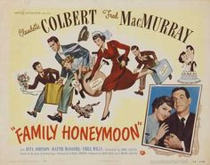 Family Honeymoon 1949