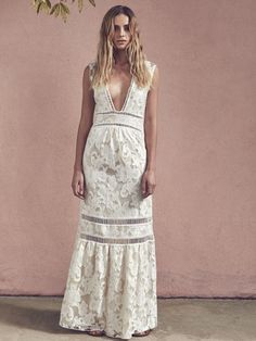 Exclusive Maxi-Dress you'll wear at anytime Saylor // Rosie