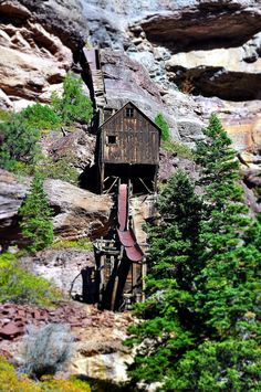 Bachelor mine, Ouray Co. 2012 Do you have mountains of books to read? Conquer them with turbochargedreading.blogspot.com