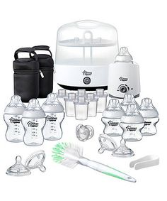 Buy White Tommee Tippee Closer to Nature Complete Feeding Set, White from our Bottles & Accessories range at John Lewis & Partners. Free Delivery on orders over Tommee Tippee Bottles, Diaper Bag, Bottle Warmer, Bottle Bag, Closer To Nature, Bottle Feeding, Easy To Use, Baby Bottles, Baby Feeding