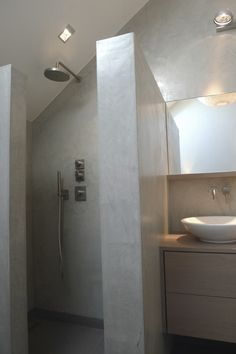 badkamer betonlook - Google zoeken