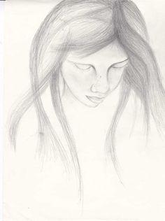 Mia - luglio 2015 Sketch, Female, Art, Sketch Drawing, Art Background, Kunst, Sketches, Performing Arts, Tekenen