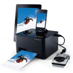 iPhone Photo Printer with Wi-Fi