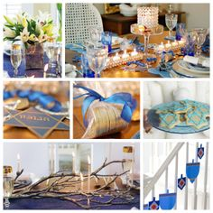 Celebrate your most stylish Hanukkah yet with decorations, crafts and recipes from our HGTV.com experts>>  http://www.hgtv.com/topics/hanukkah/index.html?soc=pinterest