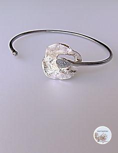 Silver bracelet by Mariajóias Cristina Amaro / Jewellery Author https://www.facebook.com/Mariajoias-Cristina-Amaro-617451391649626/