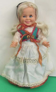 Tjorven Ratti doll