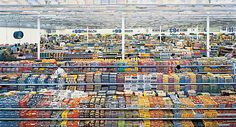 Andreas Gursky at C4 Contemporary- Artist Profile & Biography