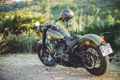 Harley Davidson Softail Slim S: Una estrella con historia - foto 137